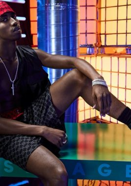 Christian Combs Collabs with Savage X Fenty for Men's Collection