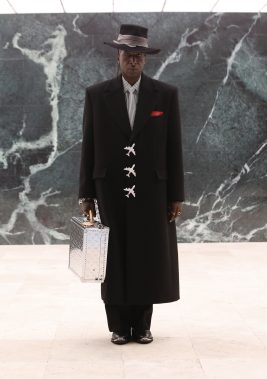 The Luxury of Thinking About Virgil Abloh's Louis Vuitton