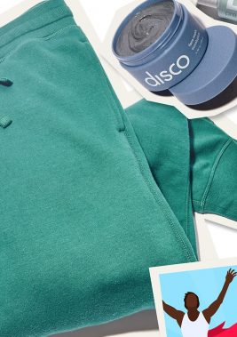 The Spring Best Stuff Box Has Our Favorite Recycled Fleece Sweats
